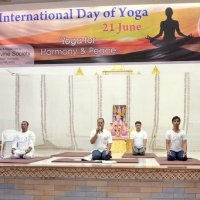 International Day of Yoga - 2015, Vadodara