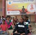 Yoga Day at Sadhli, Shinor