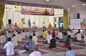 Yoga at Vadodara